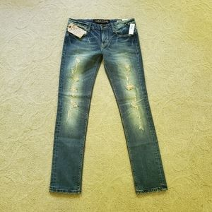 NWT Cult Of Individuality Teaser Skinny 30x30 Jean
